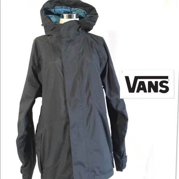 Mens Vans Snowboarding Jacket